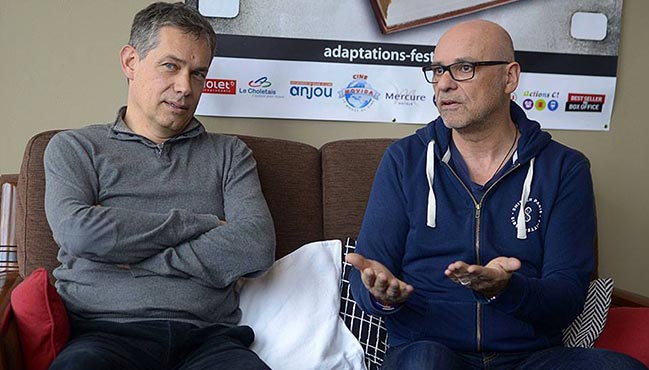 Interview de Christophe Lioud et Jean-Baptiste Destremau